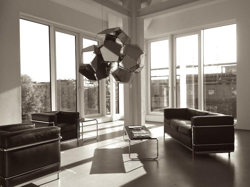 7_G2 Kunsthalle_Lounge mit Installation