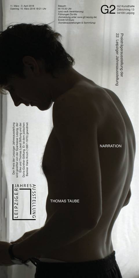 Cover invitation / Einladungskarte © Thomas Taube