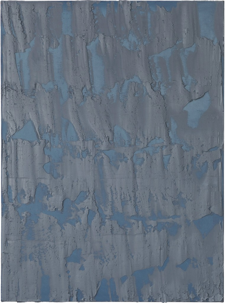 Peter Krauskopf, KEIN TITEL, B 180117, 2017, oil on linen, 160 x 120 cm © Peter Krauskopf / VG Bild-Kunst Bonn 2017 Courtesy the artist & Galerie Jochen Hempel, Berlin/Leipzig