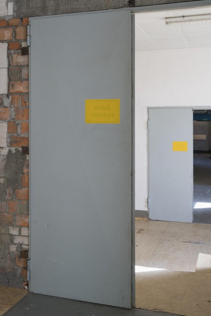 Benjamin Buchegger, DADDY – Klasse Riedel, 21 June – 11 July 2018, G2 Projektraum (G2 Kunsthalle Leipzig), photo:  graysc.de