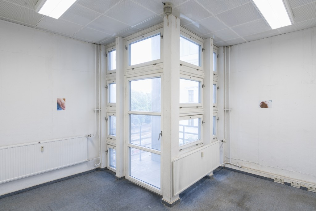 Philip Poppek, DADDY – Klasse Riedel, 21 June – 11 July 2018, G2 Projektraum (G2 Kunsthalle Leipzig), photo:  graysc.de