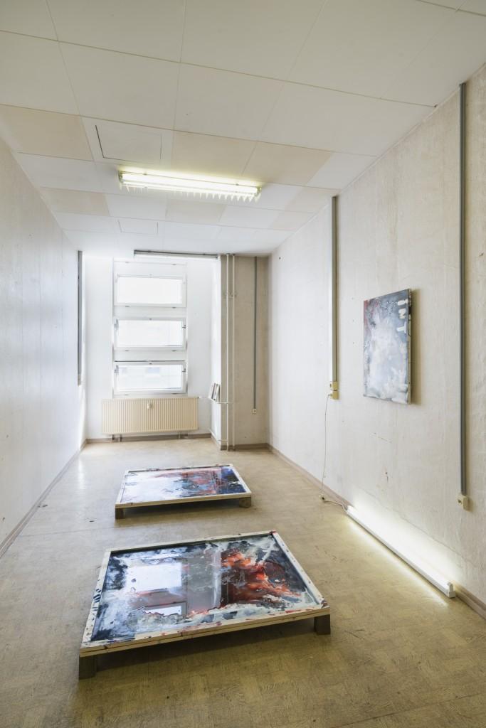 Tzyn Zunge, DADDY – Klasse Riedel, 21 June – 11 July 2018, G2 Projektraum (G2 Kunsthalle Leipzig), photo:  graysc.de
