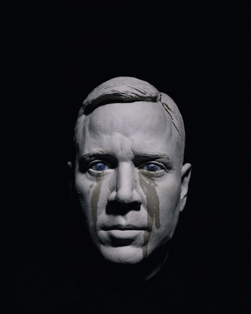 Andreas Mühe, Mühe Kopf E, 2018, photography, 142, 8 x 112,8 cm, Courtesy KÖNIG Galerie, Berlin/London © Andreas Mühe / VG Bild-Kunst, Bonn 2018