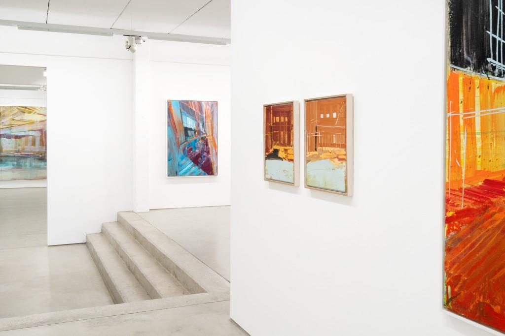 Installation view of LICHTPROBE by Jörg Ernert, 8 February – 12 May 2019, G2 Kunsthalle Leipzig, photo: Dotgain.info © the artist & G2 Kunsthalle Leipzig