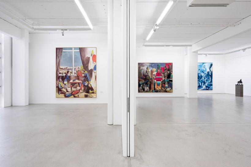 4_G2 Kunsthalle_installation view_Neo Rauch_photo Dotgain_web