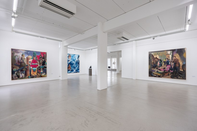 9_G2 Kunsthalle_installation view_Neo Rauch_photo Dotgain_web