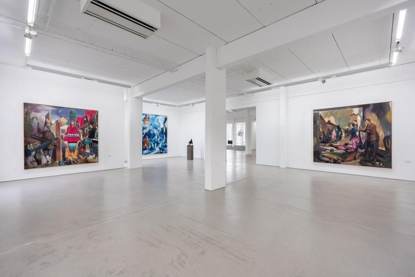 9_G2 Kunsthalle_installation view_Neo Rauch_photo Dotgain_web